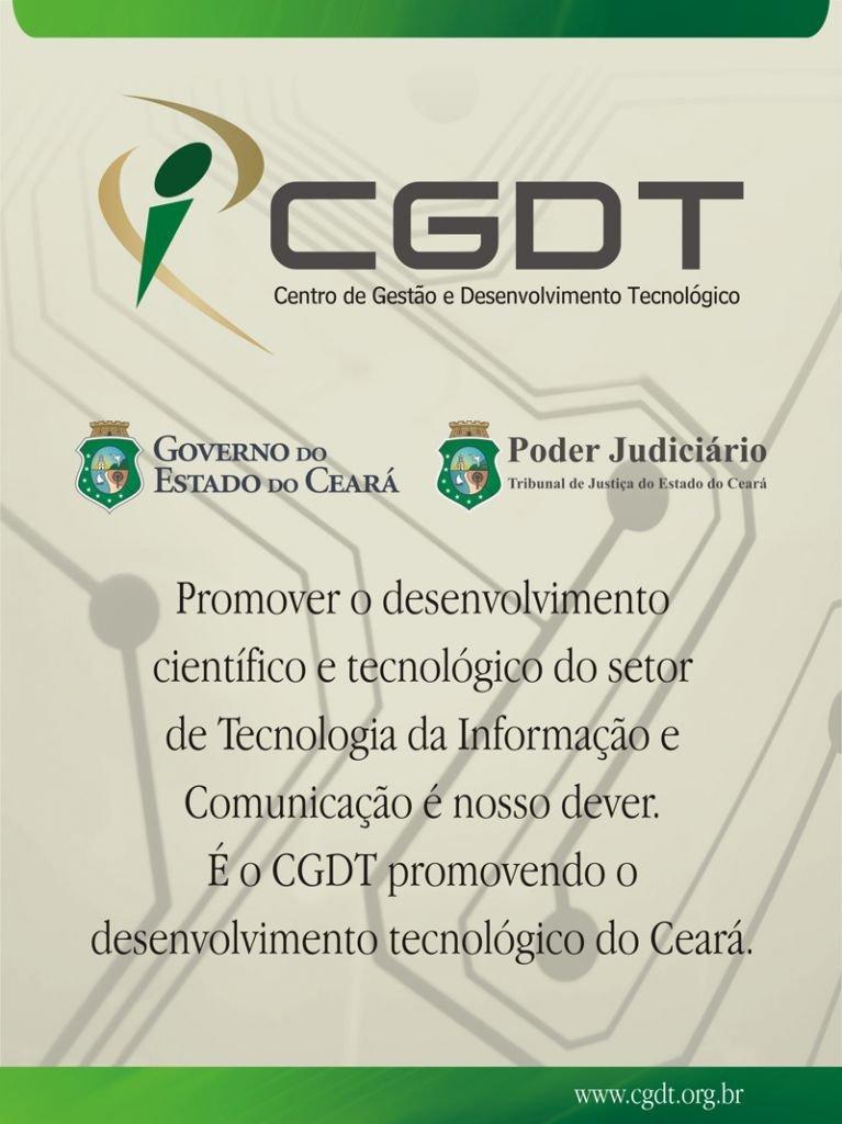 Arte CGDT - Banner CGDT