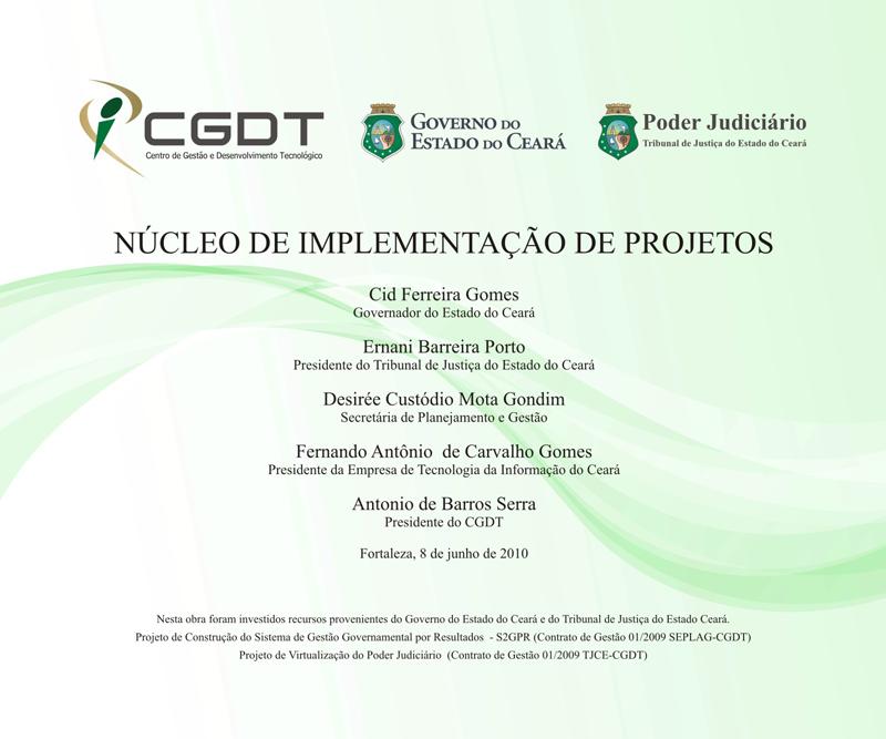 Arte CGDT - Placa NIP