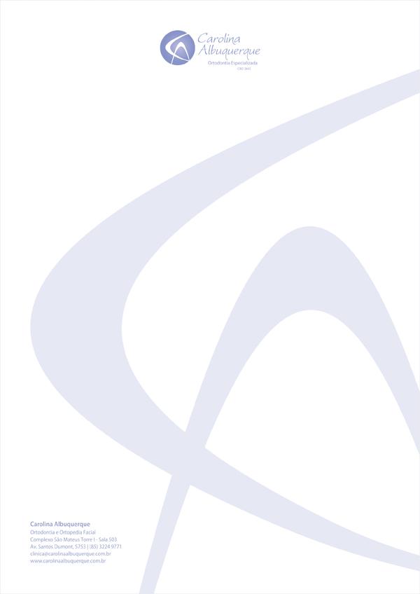 Carolina Albuquerque - Papel A4