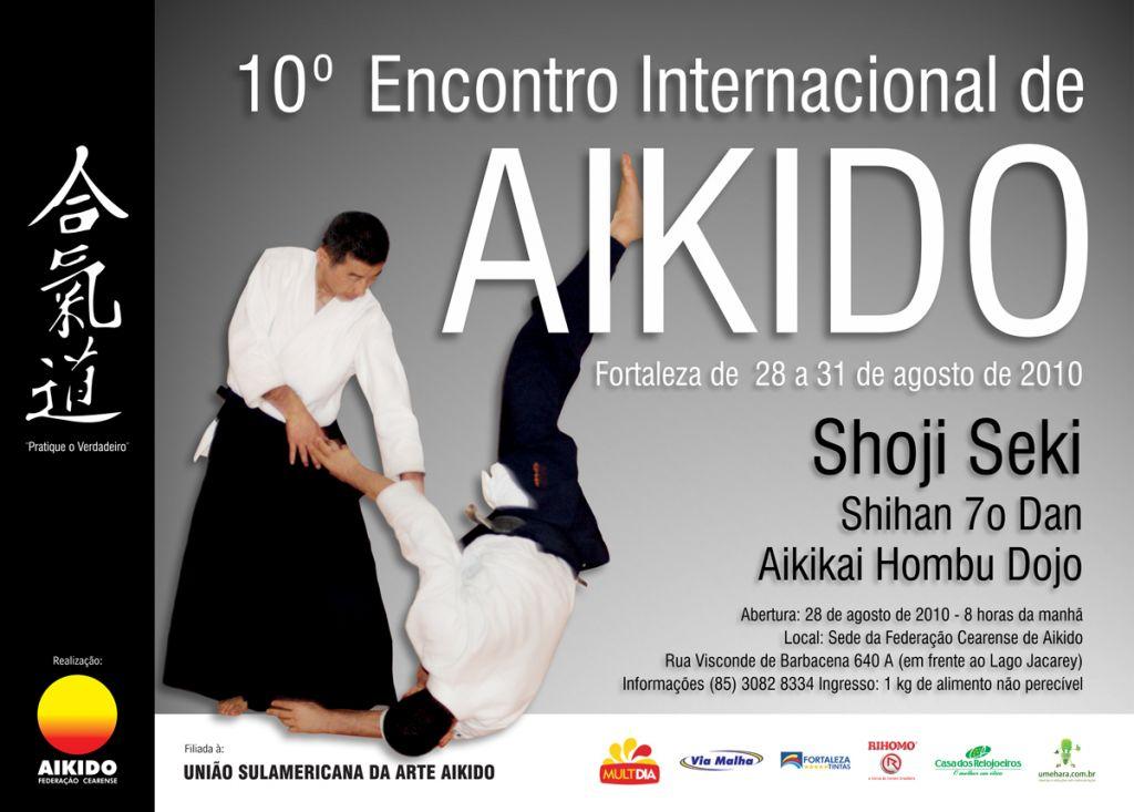 10 Encontro Internacional de Aikido