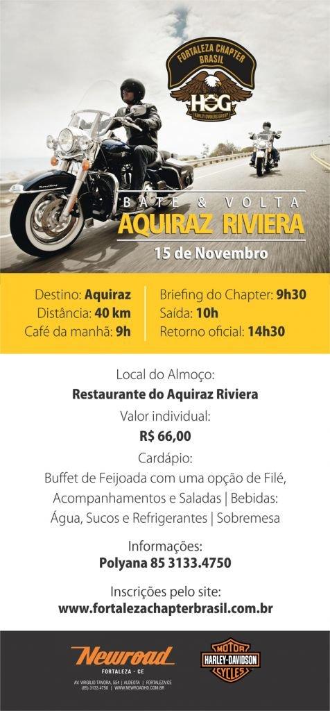 Bate & Volta Aquiraz Riviera - Email