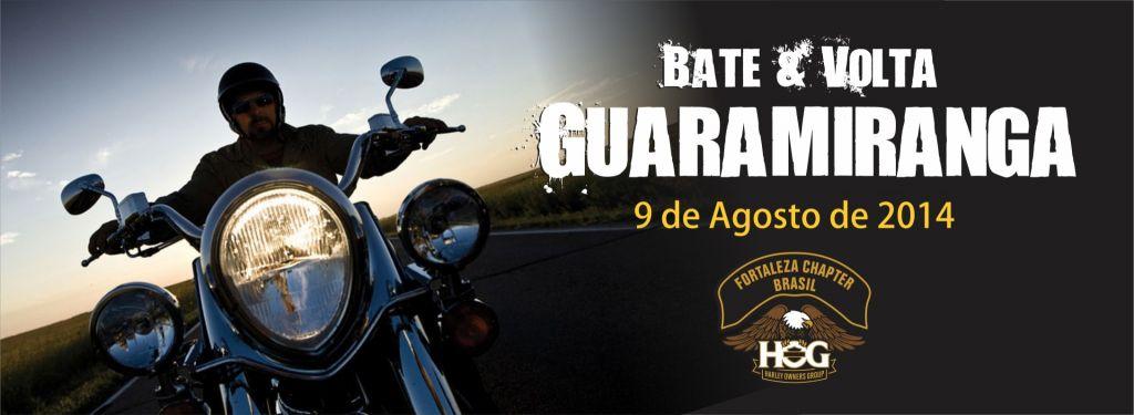 Bate & Volta Guaramiranga -Baner
