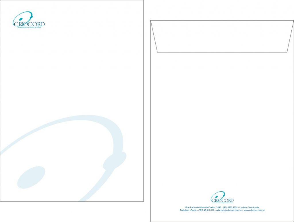 Criocord - 05 Envelope Saco