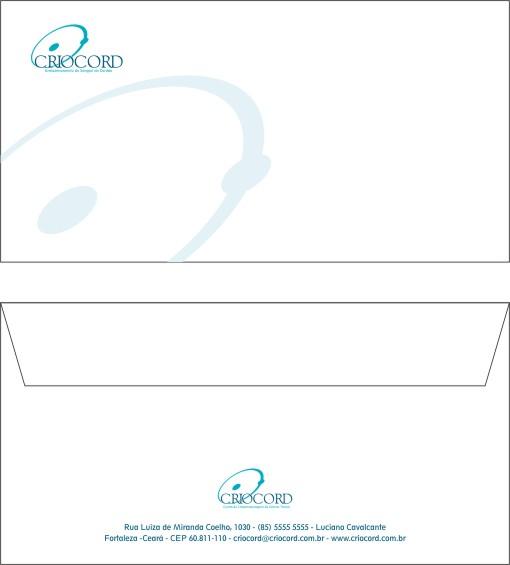 Criocord - 07 Envelope Carta