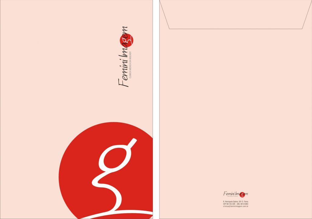 Femini Imagem - Envelope Saco