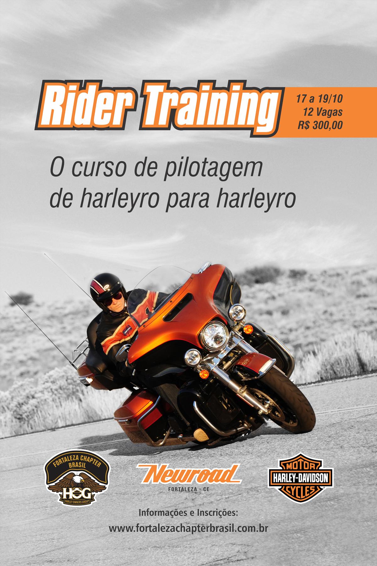 Rider Training - Banner Loja T2