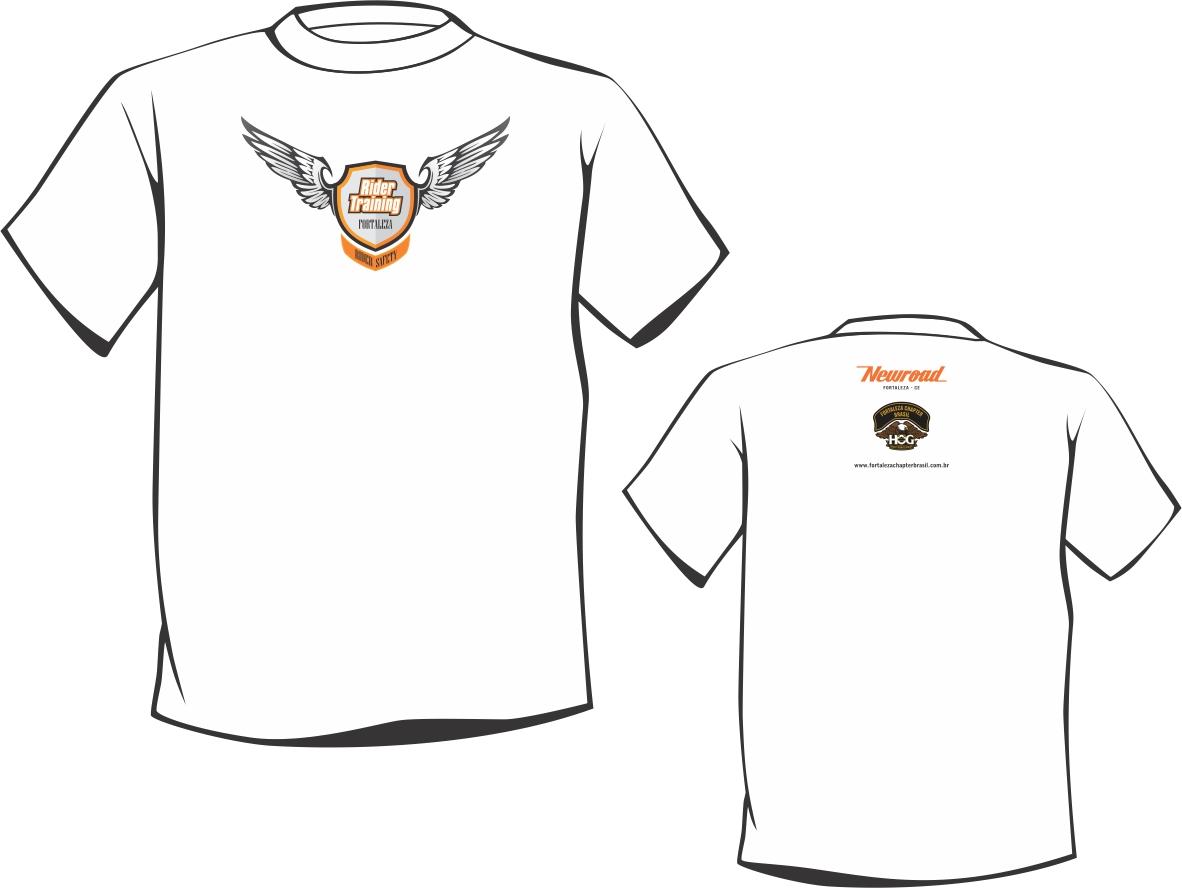 Rider Training - Camisas T2