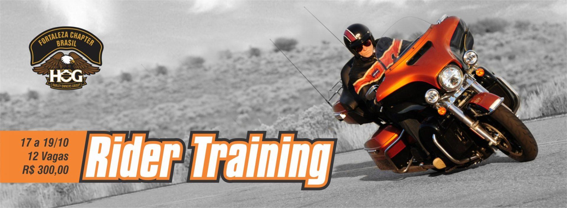 Rider Training - Site T2