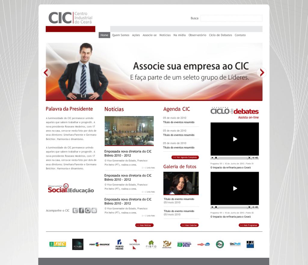 Site CIC 2010