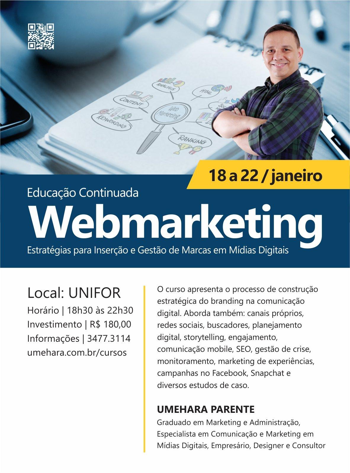Curso Webmarketing - Email T3